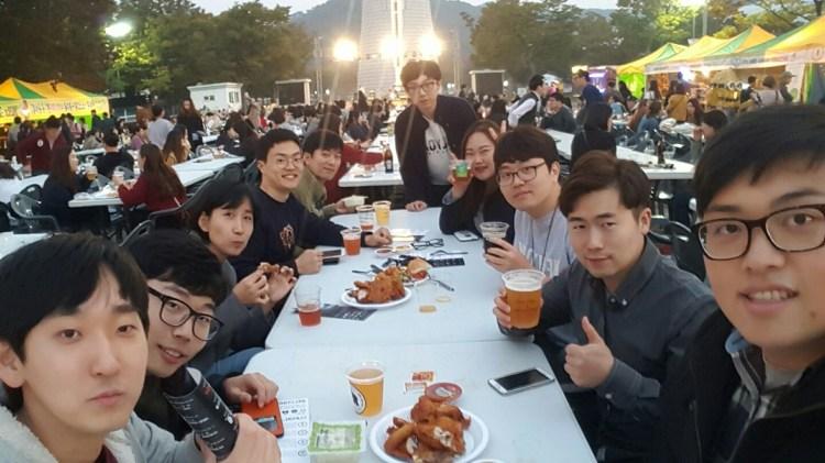 2016 대전 세계 맥추축제