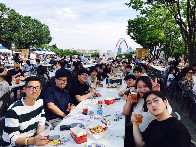 2017 대전 세계 맥추축제